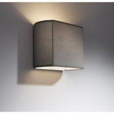 LARA FELT Applique ou Plafonnier LED Feutre Gris Curry ˜43cm Domus