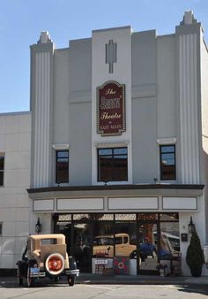 The Artists Theatre Is Located At 8 East Main Street In Mountain Town North Carolina Mountainswestern Carolinawest Jeffersonbanner