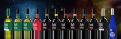 Rediseño de la imagen y el packaging de la gama de vinos Infinitus de Cosecheros y Criadores, bodega fundada en 1951. Infinitus es una gama de vinos jóvenes, a la vanguardia de los vinos españoles, con variedades internacionales como Merlot, Syrah y Cabernet Sauvignon.