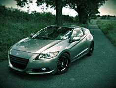 Just Bought New Wheels - Honda CRZ Forum: Honda CR-Z Hybrid Car Forums