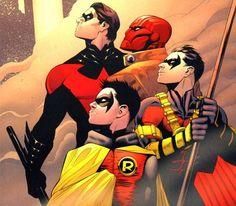 A Few Robins