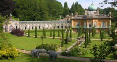 Sezincote Estate is a 4,500 acre agricultural estate in the Cotswolds