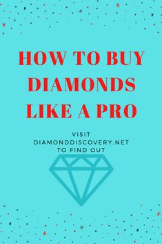 Master the art of buying the perfect diamond with this free diamond buying guide. Visit Diamond Discovery to get all our free goodies and read all our articles on diamond education! #diamonds #diamond4cs #jewelry #guides Buy Diamonds Online, Diamond Guide, Are You The One, Discovery, Diamond Cuts, How To Find Out, Goodies, Articles, Education