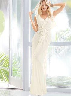 Victoria's Secret Goddess Maxi Dress     $102.40
