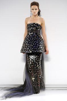 Chanel Fall 2009 Couture Fashion Show - Karmen Pedaru (IMG)