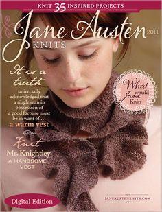 Jane Austen Knits, 2011: Digital Edition   InterweaveStore.com