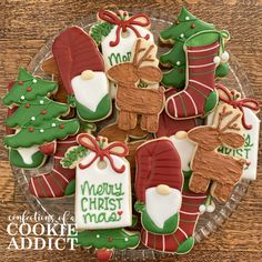 Christmas Sugar Cookies Christmas Sugar Cookies, Gingerbread Cookies, Christmas Past, Party, Desserts, Food, Gingerbread Cupcakes, Tailgate Desserts, Deserts