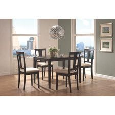 Found It At Wayfair   Wesley 5 Piece Dining Set