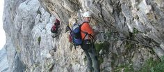 Prisojnik Fensterweg (Okno) (B/C) - Klettersteig - Tour Gorenjska