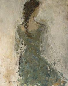 Holly Irwin.- Cuadros Figurativos   Pintura Figurativa