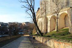 An der Schlossmauer, Altenburg