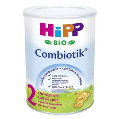 HiPP Organic Combiotic Stage 2 - Dutch Version This is a Dutch variant which contains no starch, no gluten, and no soy lecithin. Mostly indistinguishable to the UK adaptation, aside from it arrives in a bigger 900 grams can rather than a crate. Improves for storage! #breastmilk #babycare #babyfood #infant #babyformula #formula #hipp #glutenfree #organic