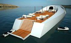 O U-010 é um veículo de luxo que, literalmente, pode levar qualquer um em viagem faça chuva ou faça sol. É um iate? Sim. É um submarino? Também. Estará ao alcance de todos? Não. Mas sonhar ainda é de graça. http://obviousmag.org/archives/2010/07/u-010_-_um_iate_sub-aquatico.html