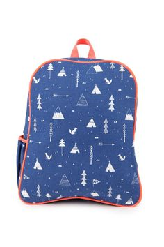 Day One Backpack Get ready for back to school with our tough cotton fabric backpack. Size is Backpack is the ideal size and strong enough to carry books, toys and stationery. Side fabric pocket to securely hold a water bottle. Toddler Boy Fashion, Toddler Boys, Toddler Backpack, Back To School, A4, Cotton Fabric, Water Bottle, Stationery, Strong