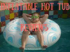 Inflatable Hot Tub Reviews - Better Priced Online did have a look at the 3 best inflatable and portable hot tubs or spa's. See if this is something to expand your outdoor life and relax in bubbles and hot water.