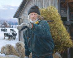 """The Face of New England"" by Robert Duncan  www.robertduncanstudios.com"