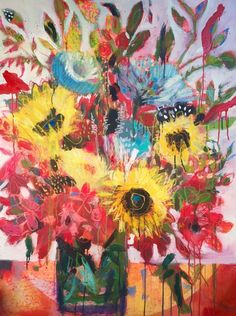 Lynn Whipple-Fresh Picked Flowers