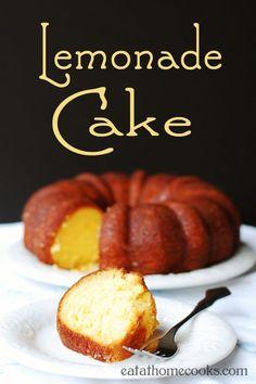 Lemonade Cake  One of My Favorite Cakes Ever