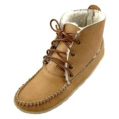 9eb300edca8 Description Details Sizing Enjoy the quality and warmth of genuine  sheepskin with these authentic Native American
