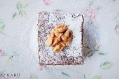 Brownie z orzechami KAKU fashion cook / brownie with nuts