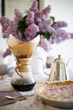 Sylvia's Simple Life: Lilac Mornings