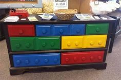 Transform An Old Dresser Into A Fun Kids Dresser