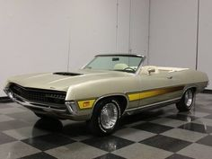 1970 Ford Torino GT | Fairlanes / Torinos | Pinterest | Ford, Ford torino and Cars