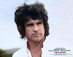 I watched Shampoo today and by the end of the film I'd almost convinced myself to wear my hair like Warren Beatty.