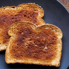 Cinnamon toast- this was our favorite thing for breakfast or for anything. lots of sugar and cinnamon!