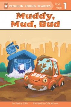 Bud the car loves to be muddy, but when he thinks a car wash will help him get muddier, he is in for a big surprise.
