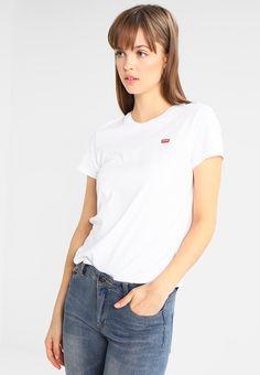 Tilaa ilman lähetyskuluja  Levi's® PERFECT TEE - T-paita - white : 19,95 € (9.3.2018) Zalando.fi-verkkokaupasta.