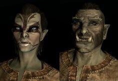 Orsimer/Orcs ( Elder Scrolls )