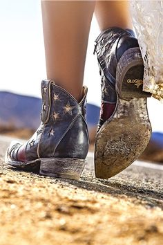 5cff887ddd74dd Old Gringo Boots has some smokin  new boot styles for summer including the  United Short
