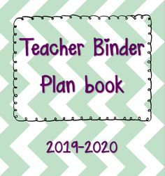 My EDITABLE teacher plan book is here! Everything you need for your every day organization is here! FREE UPDATES EVERY YEAR! No more spending exessive amount of money annualy for teacher planners! Please take a close look to the preview! Save a lot of time by being organized every day of the school year! FULLY EDITABLE for everyones needs! Teacher Plan Books, Teacher Binder, Teacher Planner, Teacher Pay Teachers, Teacher Newsletter, Presentation, Teaching, How To Plan, Education