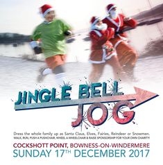 Jingle Bell Jog - Sunday 17th December - Bowness https://www.cumbriacrack.com/wp-content/uploads/2017/12/0BD7BC4E-0EC8-4A0E-A6FD-0089B1418FFF.jpeg Let's paint the town red, green and white and kick off the festive season by getting the whole family dressed up as Santa's, Elves, Reindeer, Christmas Puddings, Snowmen, Fairies – or anything Christmassy    https://www.cumbriacrack.com/2017/12/15/jingle-bell-jog-sunday-17th-december-bowness/