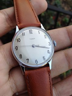 I wish Timex still made watches like this