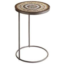 Jenin Metallic Mosaic C-Table