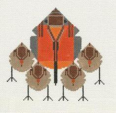 purl soho | products | item | charley harper - robins ch-r147 (treglown designs)