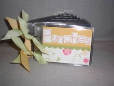 Punch Index Mini Album