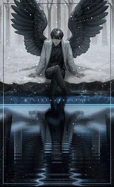 Theme Background, Estilo Anime, Handsome Anime Guys, Anime Angel, Dark Anime, Boy Art, The Villain, Kawaii Anime Girl, Aesthetic Anime