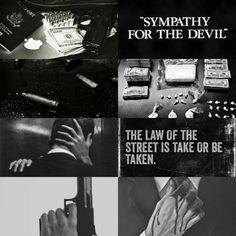 Mafia aesthetic #auri_sacra_fames