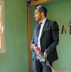 DEMOLITION — In this latest tale of white-man-finds-himself, Davis Mitchell (Jake Gyllenhaal) finds his world turned upside down after his wife dies in a car accident — mostly because, as it turns out, he secretly had hated his life (and to an extent, his wife) all along.