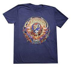 Sweet Grateful Dead 50th Anniversary T-Shirt at www.bluemountaindyes.com