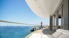 Limassol Del Mar a luxurious and exclusive project situated in Limassol's resound seafront. Limassol Del Mar is built with facilities and service. Single Apartment, Limassol, Mediterranean Sea, Waves, Island, Architecture, Balcony, Outdoor Decor, Projects