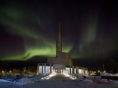 Cathedral of the Northern Lights by Schmidt Hammer Lassen