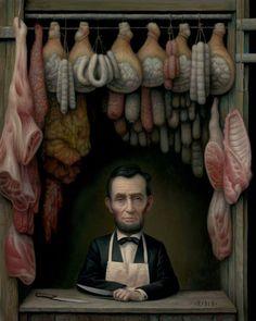 O surrealismo pop de Mark Ryden