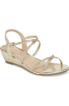 644a8d3833a Paradox London Pink Kadie Wedge Sandal (Women)