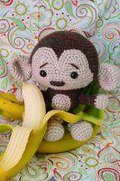 Monkey - no pattern