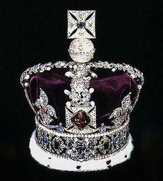 England's state Crown