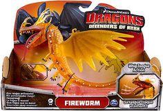 Dragon Fireworm Queen Action Figure